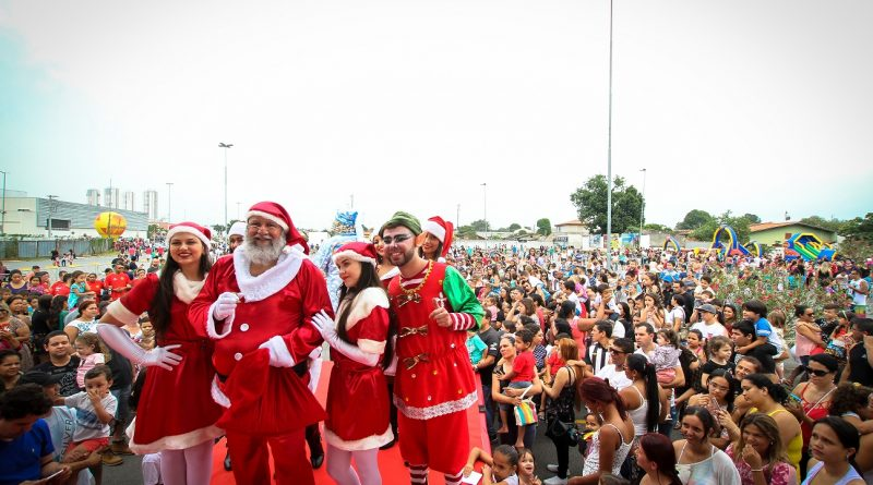 TSC_Chegada Papai Noel 2