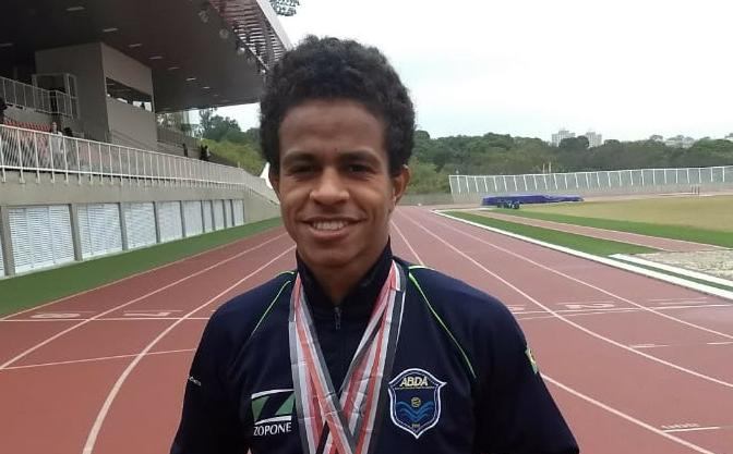 Rodolfo Prado ainda recebeu Troféu de Destaque da competição que terminou hoje