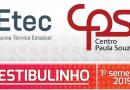 ETEC de Taubaté promove ação de divulgação do vestibulinho