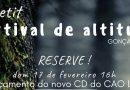 Gonçalves terá evento em celebração as formas artesanais de cultura e gastronomia