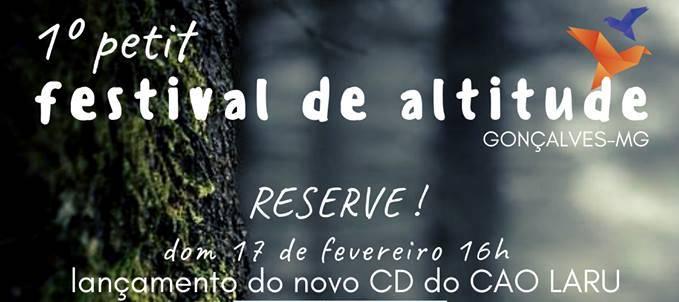 Petit Festival de Altitude dia 17 de fevereiro