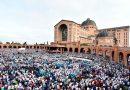 Santuário Nacional acolhe maior peregrinação do ano