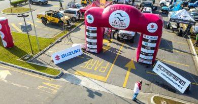 Primeira etapa do Rally Paulista Off Road acontece em Pindamonhangaba