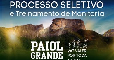 Acampamento Paiol Grande oferece vagas na equipe de programação