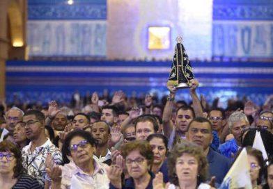 Mais de 300 mil fiéis são esperados em Aparecida durante feriado da Independência